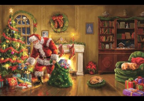 Speciale levering van de Kerstman - 550 XXL stukjes