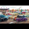 SUNSOUT Demolitian Derby - legpuzzel van 300 XXL stukjes
