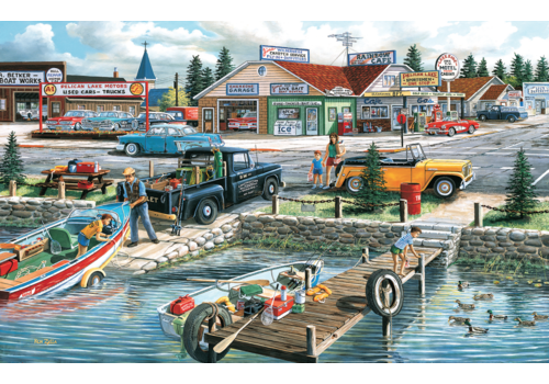 Pelican Lake - 300 XXL pieces