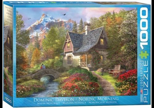 Eurographics Puzzles Matin Nordique - 1000 pièces
