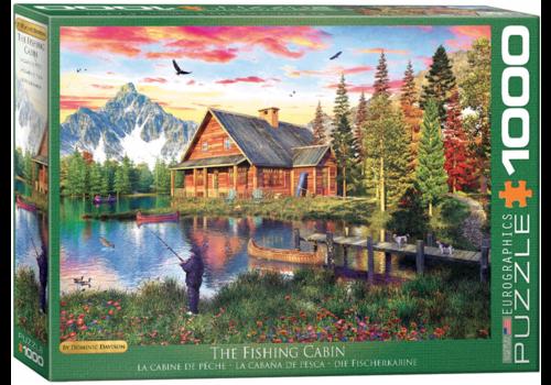 Eurographics Puzzles La cabine de pêche - 1000 pièces