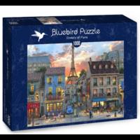 thumb-Les rues de Paris - puzzle de 1000 pièces-2