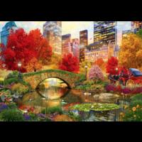 thumb-Central Park à New York- puzzle de 1000 pièces-1