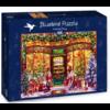 Bluebird Puzzle Le magasin de Noël - puzzle de 1000 pièces