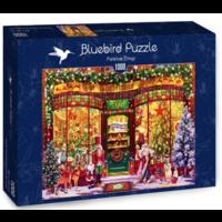thumb-Le magasin de Noël - puzzle de 1000 pièces-1