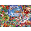 Bluebird Puzzle Christmas Globe - puzzle of 1000 pieces