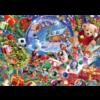 Bluebird Puzzle De sneeuwbol in kerstsfeer - puzzel van 1000 stukjes