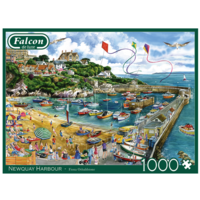 thumb-Haven van Newquay  - puzzel van 1000 stukjes-1