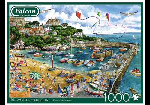 Falcon Haven van Newquay - 1000 stukjes