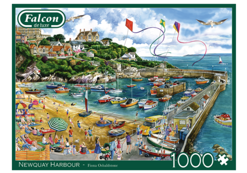 Falcon Newquay Harbour - 1000 pieces