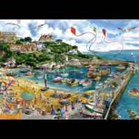 thumb-Haven van Newquay  - puzzel van 1000 stukjes-2