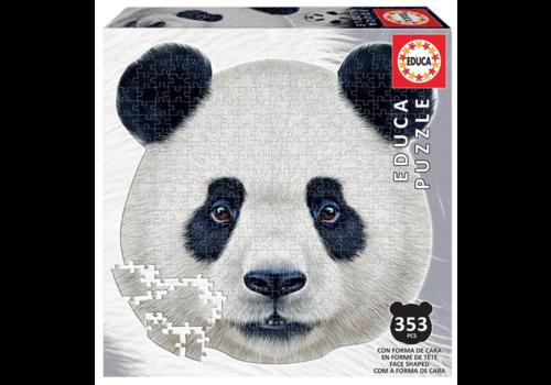 Panda - puzzle of 353 pieces