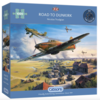 Gibsons Road to Dunkirk - jigsaw puzzle of 1000 pieces