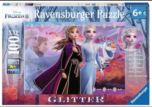 Disney Frozen  - Glitter - 100 pieces