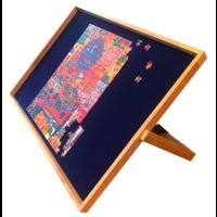 thumb-Planche de puzzle ajustable - pour des puzzles jusqu'à 1000 pièces-1