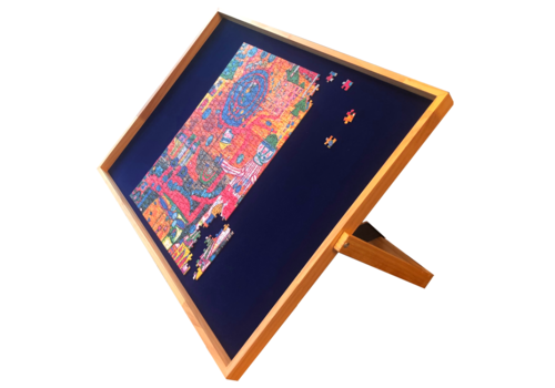 Adjustable puzzle board - for puzzles up to 1000 pieces