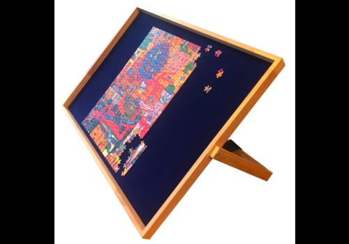 Jig and Puz Planche de puzzle ajustable - pour des puzzles jusqu'à 1000 pièces