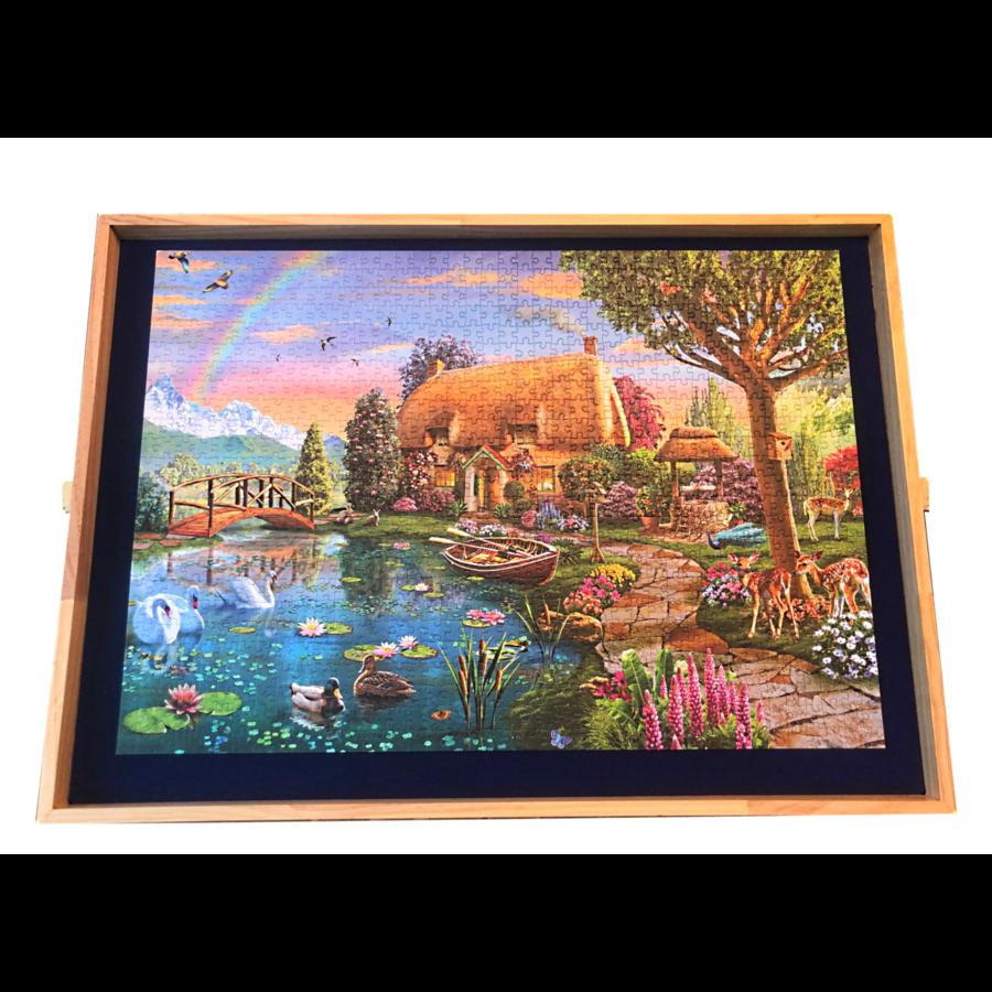 Planche de puzzle ajustable - pour des puzzles jusqu'à 1000 pièces-4