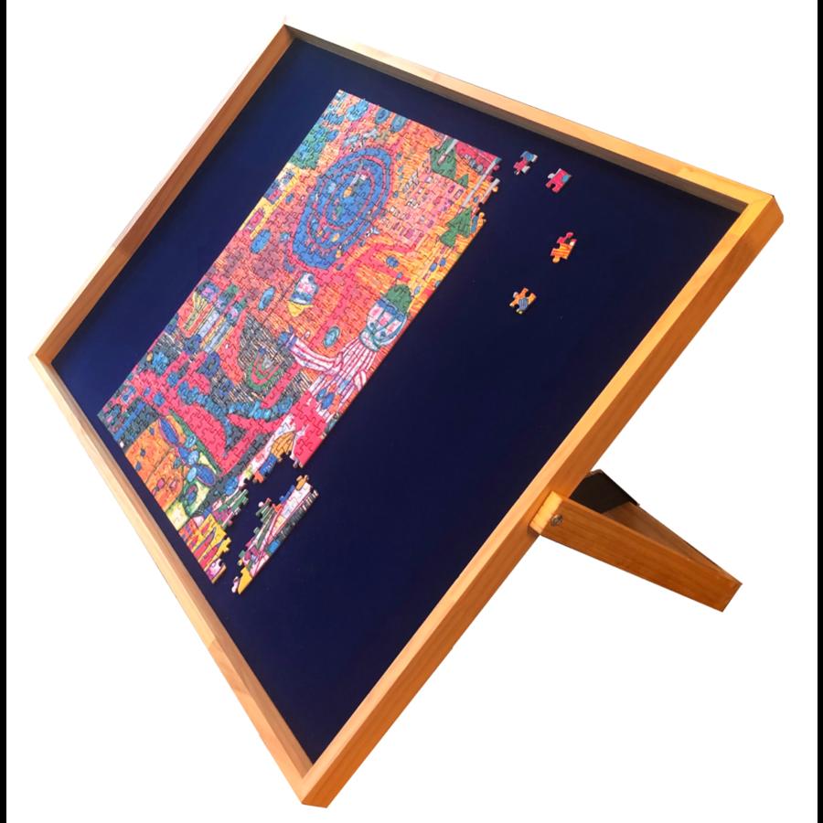 Verstelbaar puzzelbord - voor puzzels tot 1500 stukjes-1