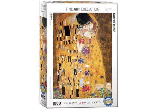 Klimt - The Kiss - 1000 pieces