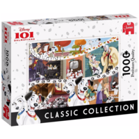 thumb-101 Dalmatiërs - 1000 pièces - puzzle-1