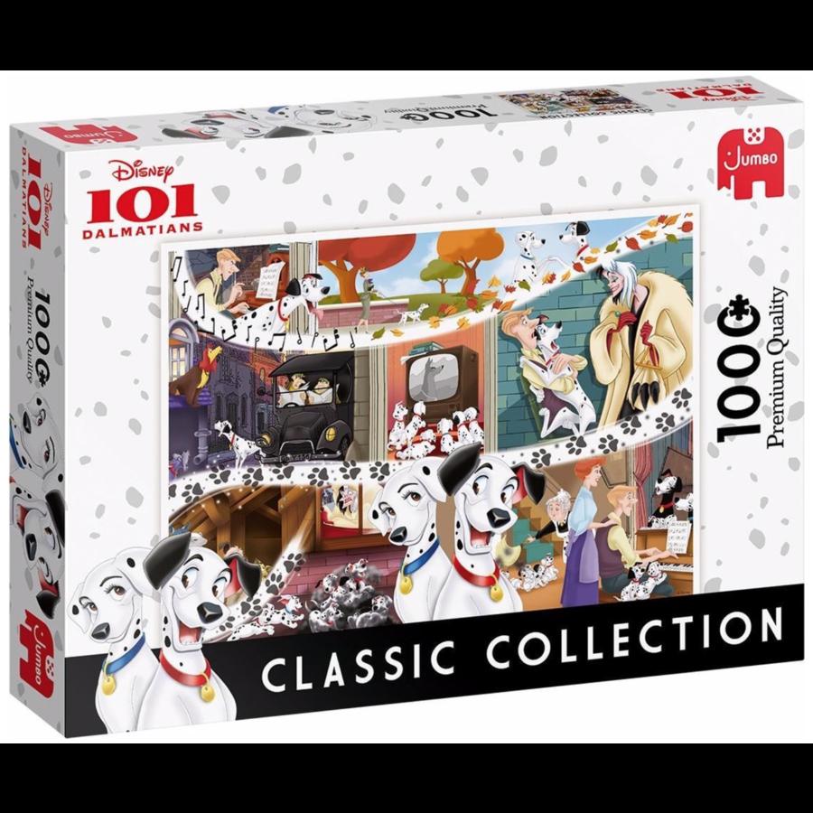 101 Dalmatiërs - 1000 pièces - puzzle-1