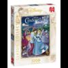 Jumbo Cendrillon - 1000 pièces - puzzle