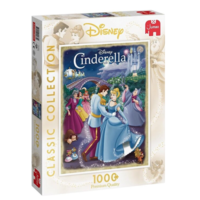 thumb-Cendrillon - 1000 pièces - puzzle-1
