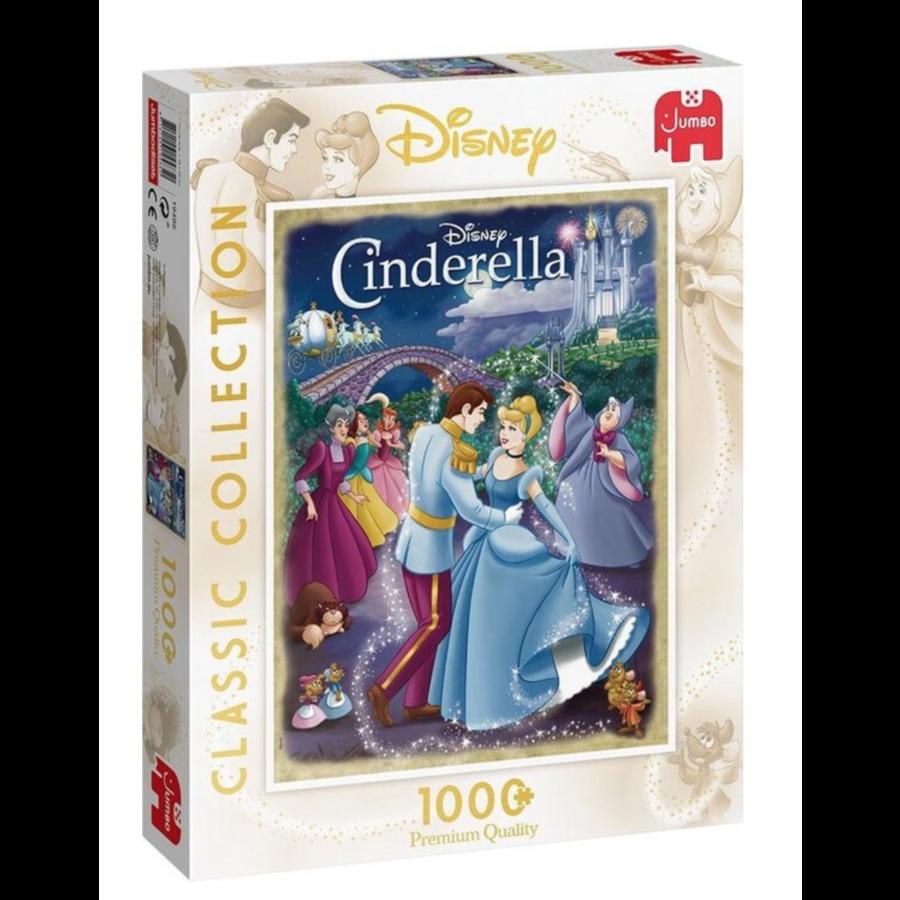 Cendrillon - 1000 pièces - puzzle-1
