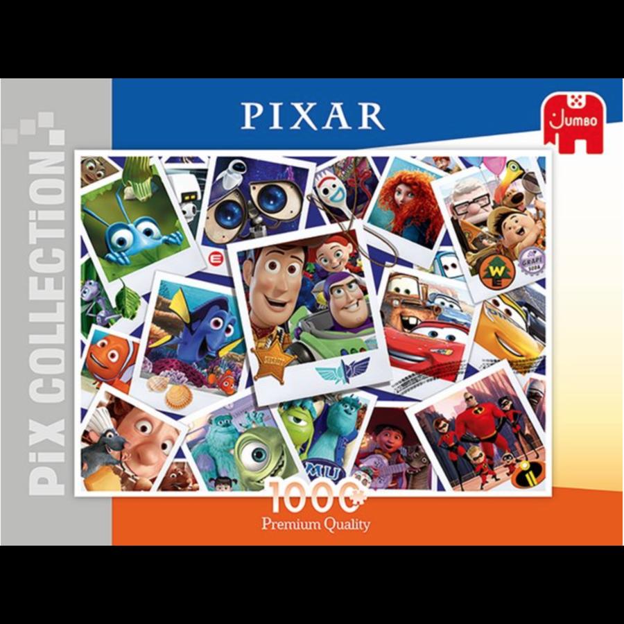 Disney collage Pixar - puzzel van 1000 stukjes-1