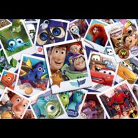 thumb-Disney collage Pixar - puzzel van 1000 stukjes-2