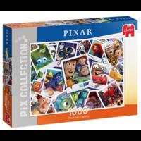 thumb-Disney collage Pixar - puzzel van 1000 stukjes-3