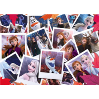thumb-Disney collage de Frozen - puzzle de 1000 pièces-2