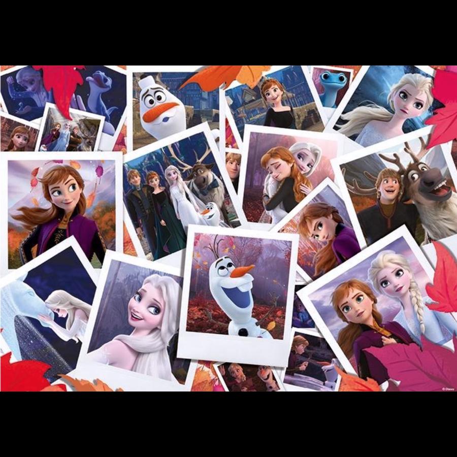 Disney collage de Frozen - puzzle de 1000 pièces-2