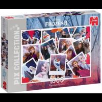 thumb-Disney collage de Frozen - puzzle de 1000 pièces-1