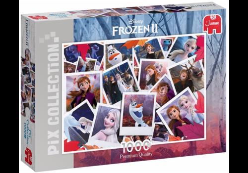 Jumbo Disney collage de Frozen - 1000 pièces