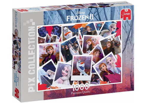 Jumbo Disney collage Frozen - 1000 stukjes