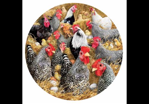 SUNSOUT Poulets et poussins - 1000 pièces