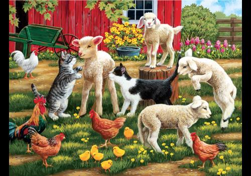 SUNSOUT Des agneaux en liberté - 300 XXL pièces