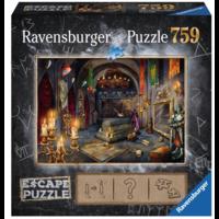 thumb-Escape Puzzel 6: Kasteel van de vampier - 759 stukjes-1