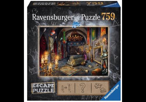 Ravensburger Escape Puzzel 6: Kasteel van de vampier - 759 stukjes