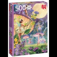 thumb-La danse des fées - puzzle de 500 pièces-1