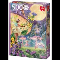 thumb-La danse des fées - puzzle de 500 pièces-2