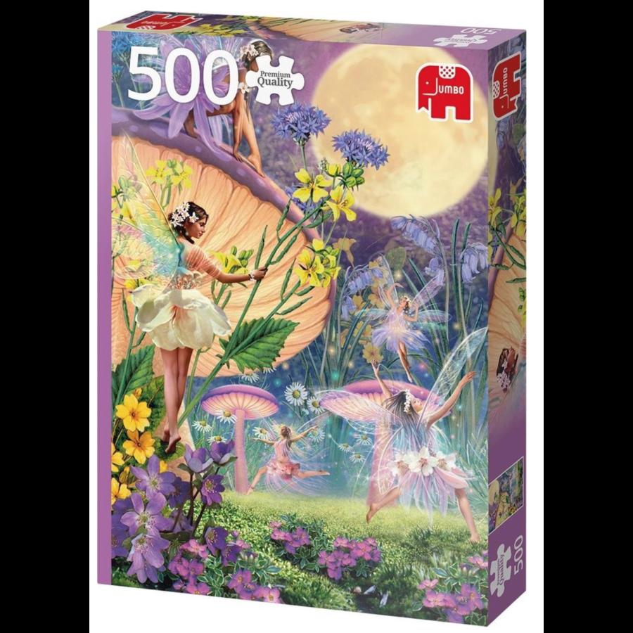 La danse des fées - puzzle de 500 pièces-2