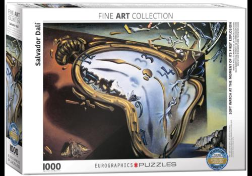 Eurographics Puzzles Salavador Dali - 1000 pieces