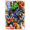 Educa De superhelden van Marvel - puzzel van 500 stukjes