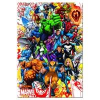 thumb-De superhelden van Marvel - puzzel van 500 stukjes-1