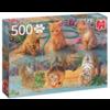 Jumbo De droom van een kitten - puzzel van 500 stukjes