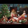 Cobble Hill Christmas puppies - puzzel van 1000 stukjes