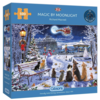 Gibsons Magic by Moonlight - puzzle de 500 pièces